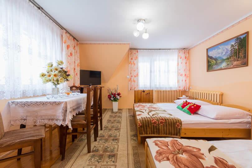 wolne pokoje Białka Tatrzańska