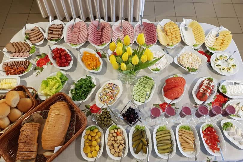 Wyżywienie U Pipisia Białka Tatrzańska