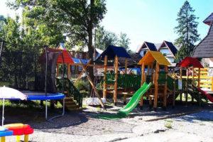 Atrakcje dla dzieci U Pipisia w Białce Tatrzańskiej