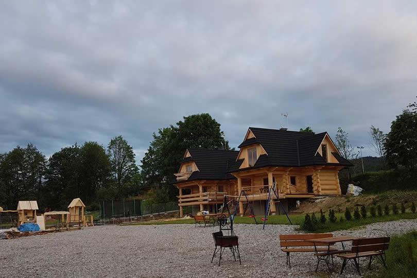 Domek Góralski Białka Tatrzańska