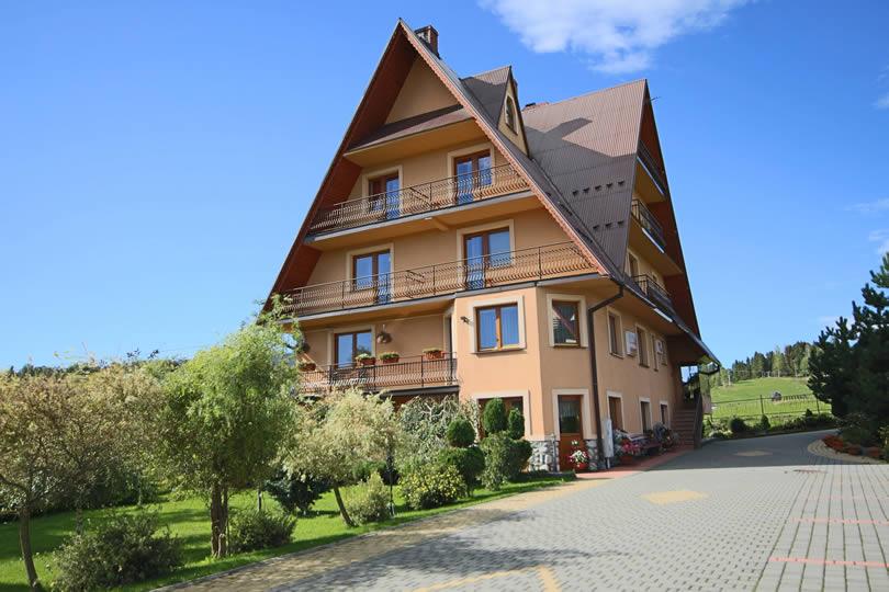 Dom Małgorzata przy wyciągu Białka Tatrzańska