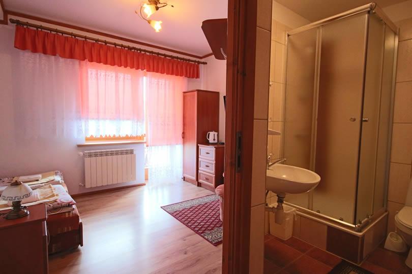 Pokoje Małgorzata przy wyciągu Białka Tatrzańska
