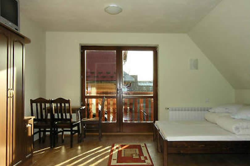 Apartament Studio i Pokoje U Miescorza