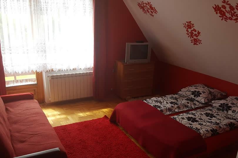 Pokoje u Ani Leśnica