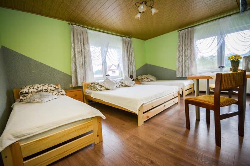 Pokoje Gościnne w Murowanicy